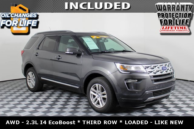 Used 2019 Ford Explorer in Sumner, WA