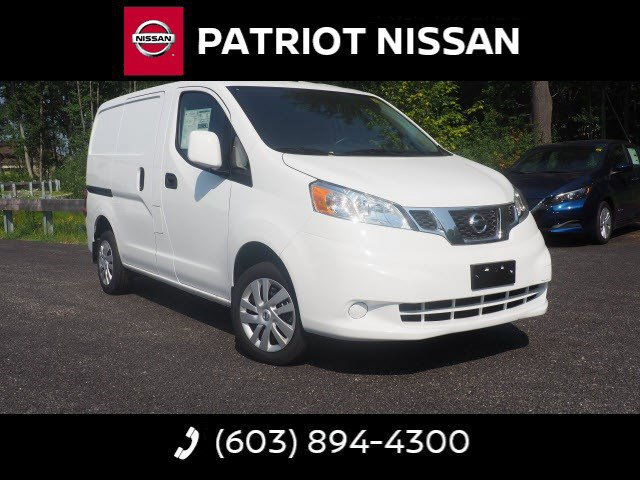 New 2019 Nissan NV200 Compact Cargo in Salem, NH