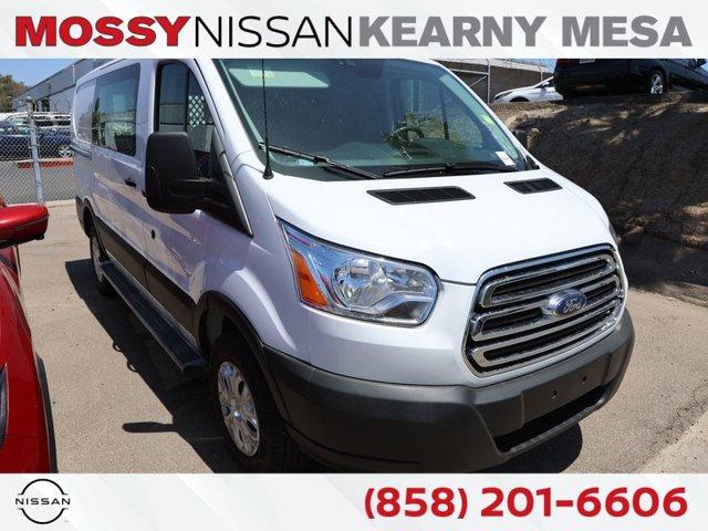 "2019 Ford Transit Van Base T-250 130"" Low Rf 9000 GVWR Sliding RH Dr Regular Unleaded V-6 3.7 L/228 [18]"