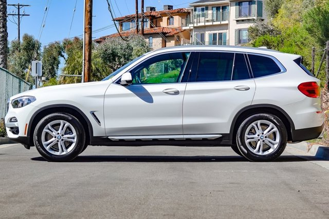 2019 BMW X3 sDrive30i Sports Activity Vehicle