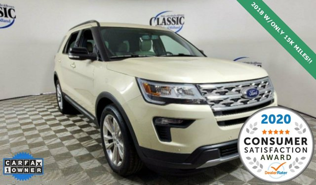 Used 2018 Ford Explorer in Midland, TX
