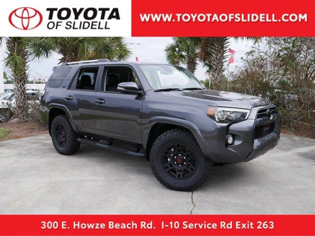 New 2020 Toyota 4Runner in Slidell, LA