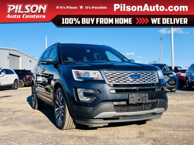 Used 2017 Ford Explorer in Mattoon, IL