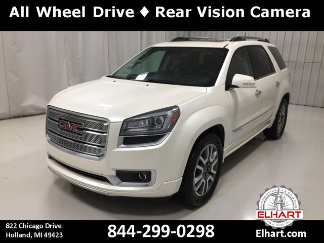 Used 2014 GMC Acadia in Holland, MI