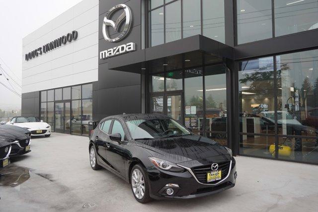 Used 2015 Mazda Mazda3 in Edmonds Lynnwood Seattle Kirkland Everett, WA
