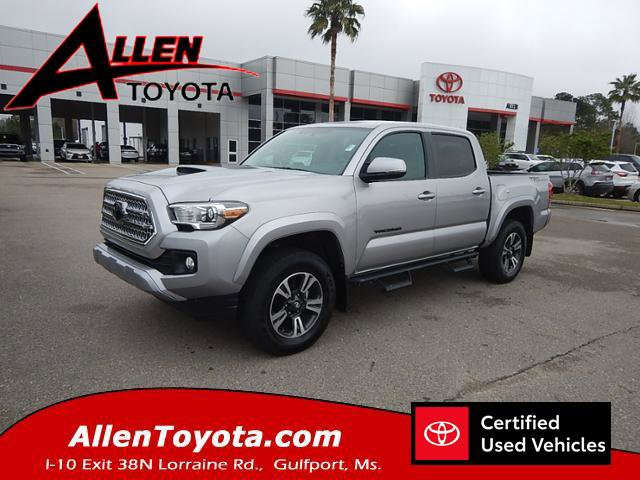 Used 2017 Toyota Tacoma in Gulfport, MS