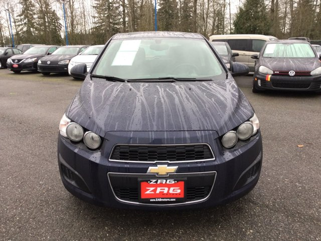 Used 2016 Chevrolet Sonic 5dr HB Auto LS