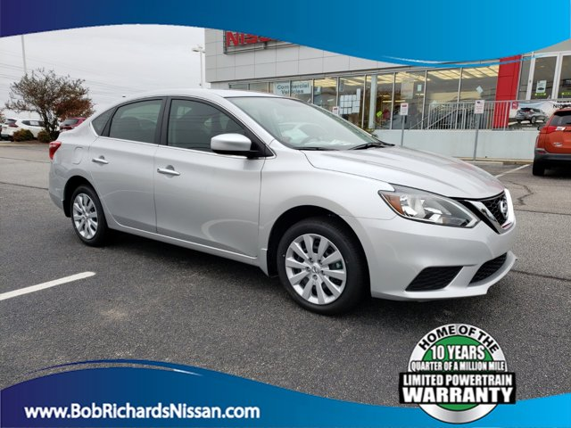 New 2019 Nissan Sentra in Martinez, GA