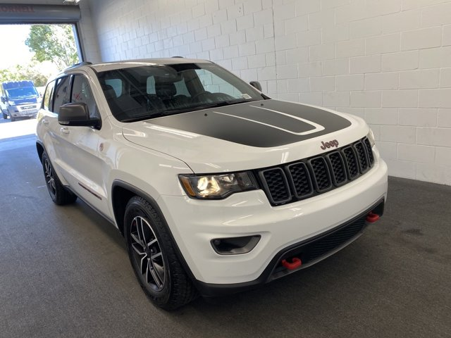Used 2021 Jeep Grand Cherokee in Fayetteville, NC