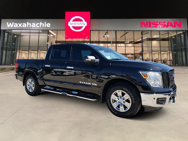 Used 2019 Nissan Titan in Waxahachie, TX