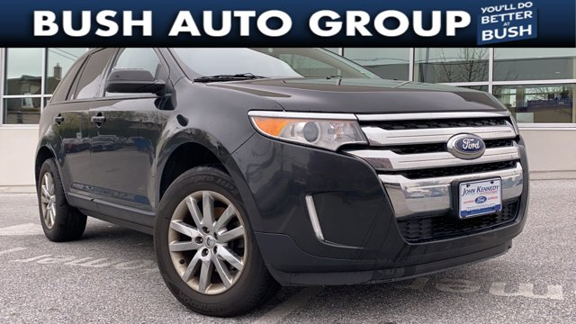 2012 Ford Edge SEL 4dr SEL AWD Gas V6 3.5L/213 [2]