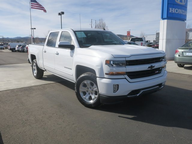 Used 2018 Chevrolet Silverado 1500 in Prescott, AZ