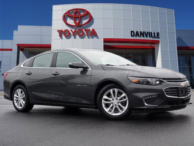 Used 2018 Chevrolet Malibu in Danville, VA