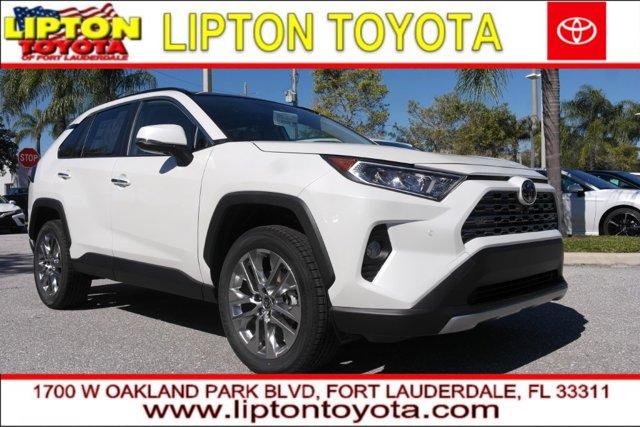 New 2020 Toyota RAV4 in Ft. Lauderdale, FL