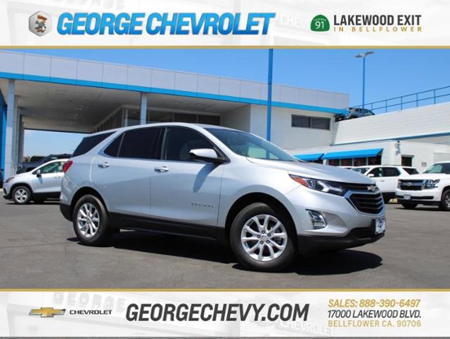 2020 Chevrolet Equinox LT FWD 4dr LT w/1LT Turbocharged Gas I4 1.5L/92 [15]