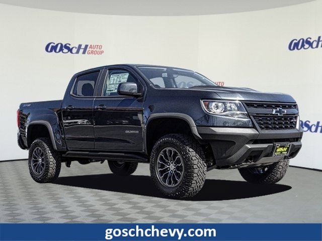 New 2020 Chevrolet Colorado in Hemet, CA