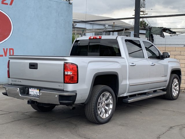 2015 GMC Sierra 1500 SLT Chrome Preferred Pkg 4D Crew Cab V8 EcoTec3 5.3L