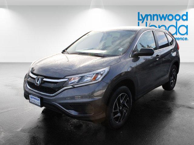 Used 2016 Honda CR-V in Edmonds, WA