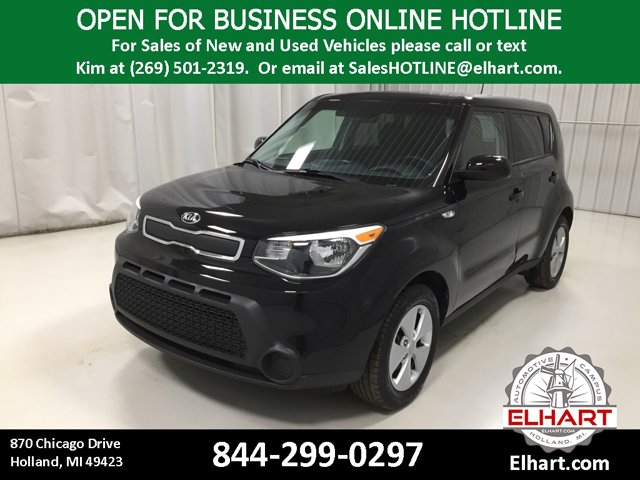 Used 2014 KIA Soul in Holland, MI