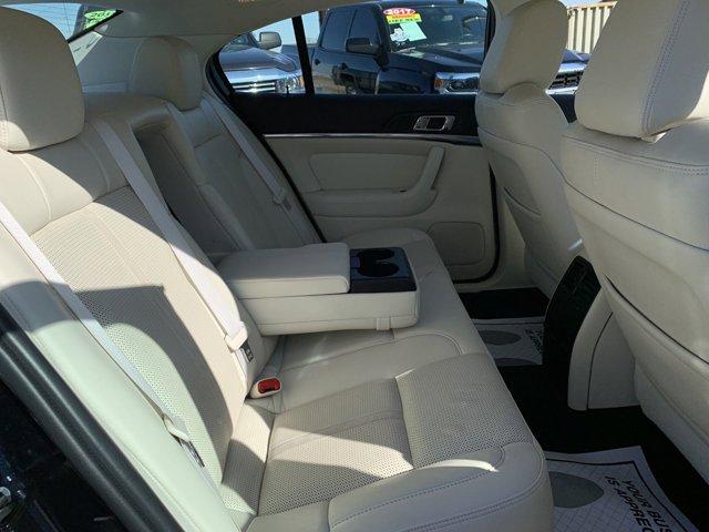 2009 LINCOLN MKS Technology Ultimate Pkg 4D Sedan V6 3.7L AWD