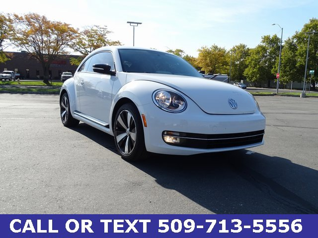 Used 2013 Volkswagen Beetle Coupe in Pasco, WA