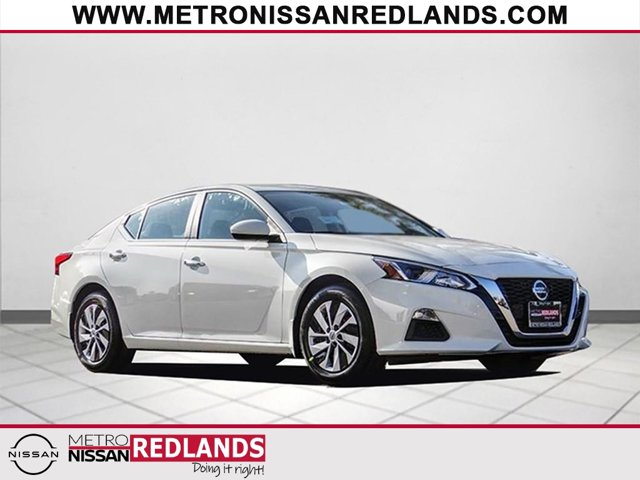 2020 Nissan Altima 2.5 S 2.5 S Sedan Regular Unleaded I-4 2.5 L/152 [13]