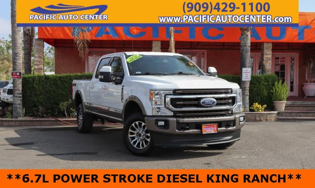 2020 Ford F-250SD King Ranch