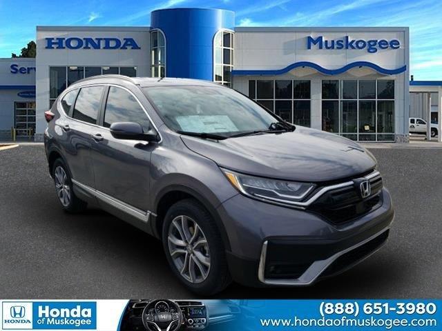 New 2020 Honda CR-V in Muskogee, OK