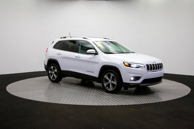 2019 Jeep Cherokee for sale 124134 42