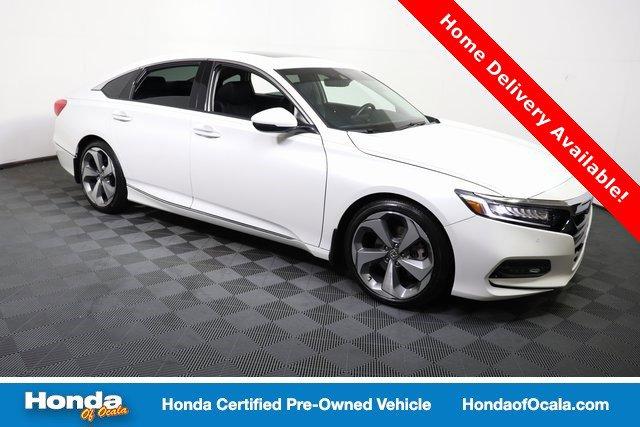 Used 2018 Honda Accord Sedan in Ocala, FL