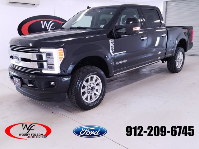 New 2019 Ford Super Duty F-350 SRW in Baxley, GA