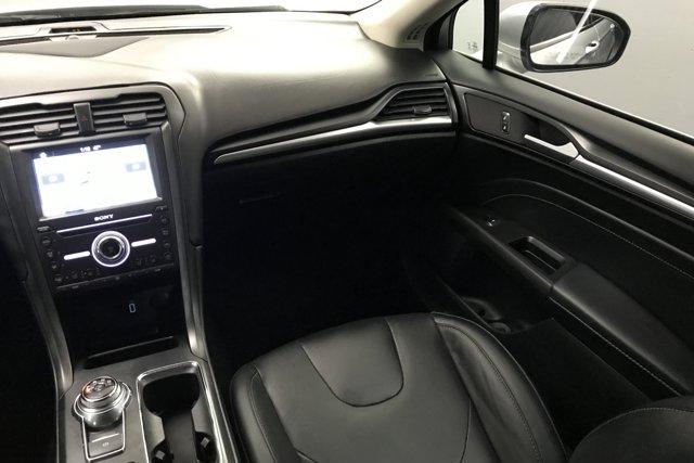 Used 2017 Ford Fusion Energi