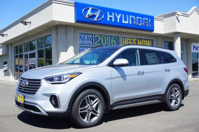 New 2017 Hyundai Santa Fe Limited Ultimate 3.3L Auto AWD