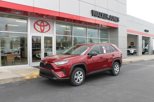 New 2020 Toyota RAV4 in Waycross, GA
