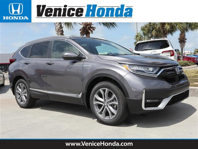 New 2020 Honda CR-V Hybrid in Venice, FL