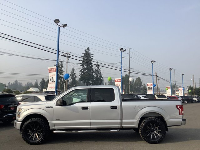 Used 2017 Ford F-150 XLT 4WD SuperCrew 5.5' Box