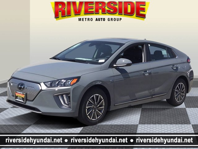 2020 Hyundai Ioniq Electric Limited Limited Hatchback Electric [2]