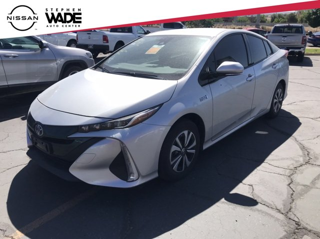 Used 2018 Toyota Prius Prime Plus