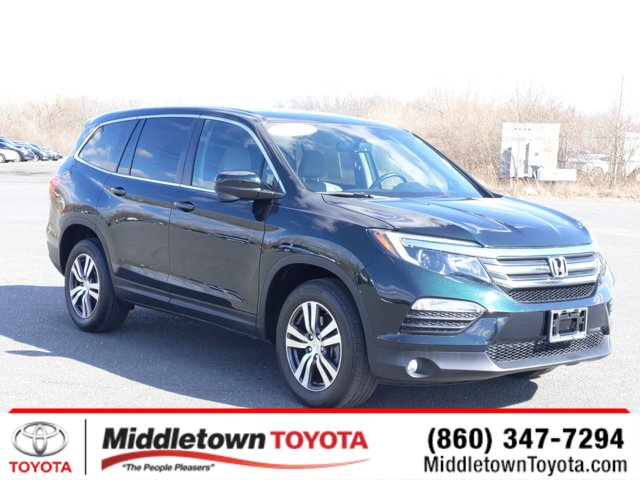 Used 2017 Honda Pilot in Middletown, CT