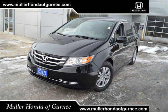 Used 2017 Honda Odyssey in Gurnee, IL