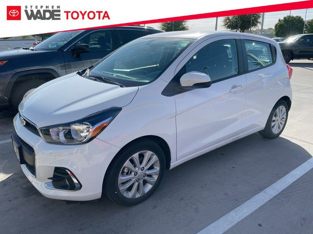 Used 2017 Chevrolet Spark LT