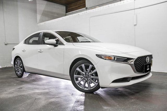 New 2020 Mazda Mazda3 Sedan FWD w-Preferred Pkg