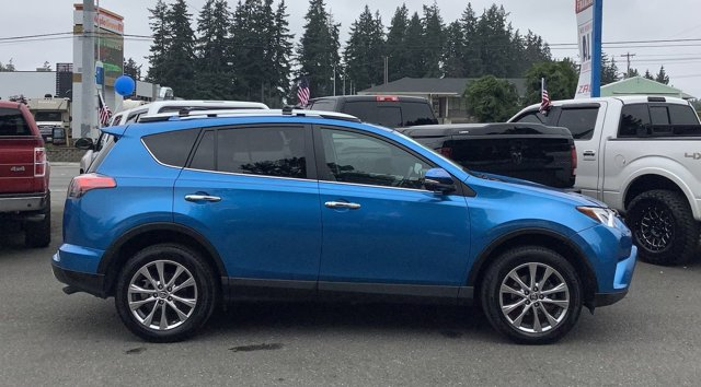 Used 2016 Toyota RAV4 AWD 4dr Limited