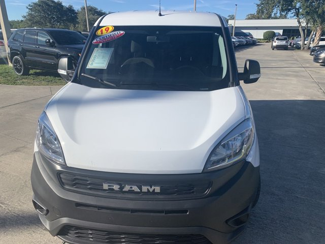 Used 2019 Ram ProMaster City Cargo Van in Vero Beach, FL