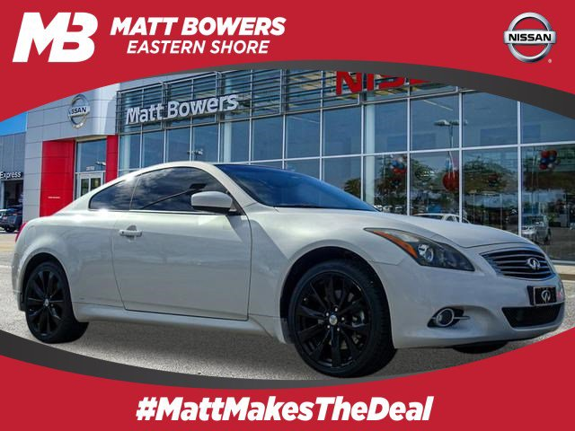 Used 2011 INFINITI G37 COUPE in Daphne, AL