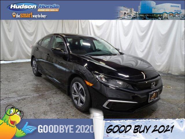 2021 Honda Civic Sedan LX LX CVT Regular Unleaded I-4 2.0 L/122 [14]