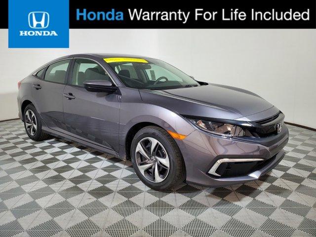 New 2020 Honda Civic Sedan in New Orleans, LA