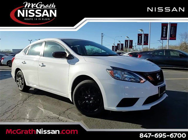 2019 Nissan Sentra S S CVT Regular Unleaded I-4 1.8 L/110 [14]