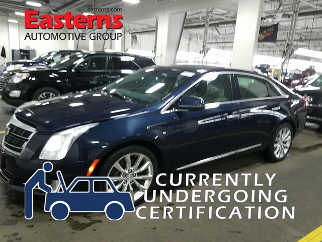 2016 Cadillac XTS Luxury Collection 4dr Car