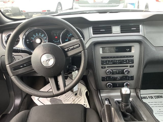 Used 2010 Ford Mustang 2dr Cpe GT